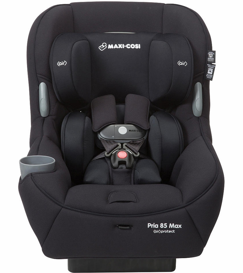 Maxi Cosi Pria 85 Max Car Seat - Night Black