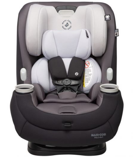 Maxi Cosi Pria 3-in-1 Convertible Car Seat, Blackened Pearl