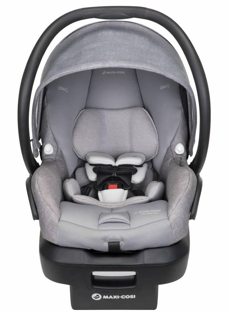 Maxi Cosi Mico Max Plus Infant Car Seat Nomad Grey