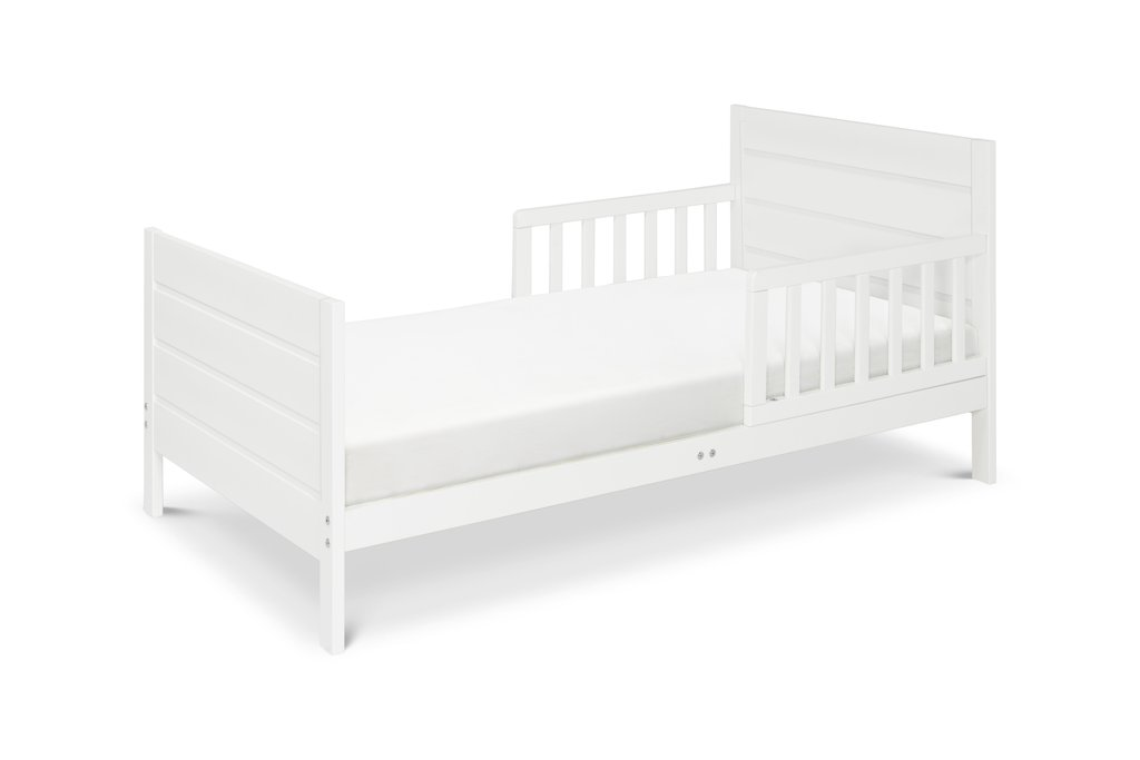 DaVinci Modena Toddler Bed - White