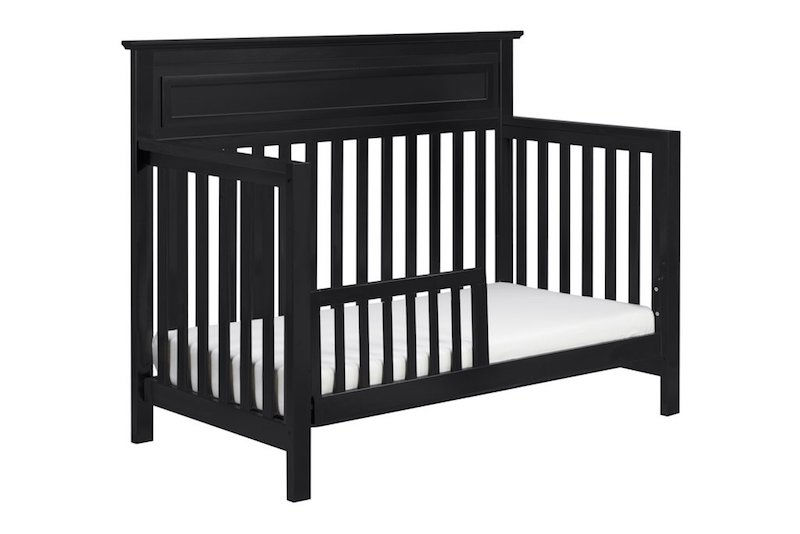 Davinci Autumn 4-in-1 Convertible Crib - Ebony