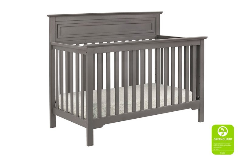 Davinci Autumn 4-in-1 Convertible Crib - Slate