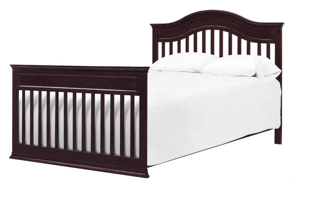 DaVinci Brook Convertible Crib - Dark java
