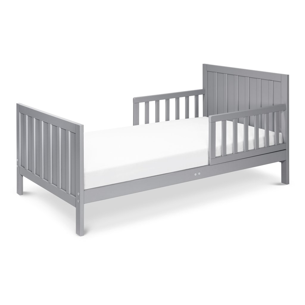 DaVinci Carter's Benji Toddler Bed in Grey