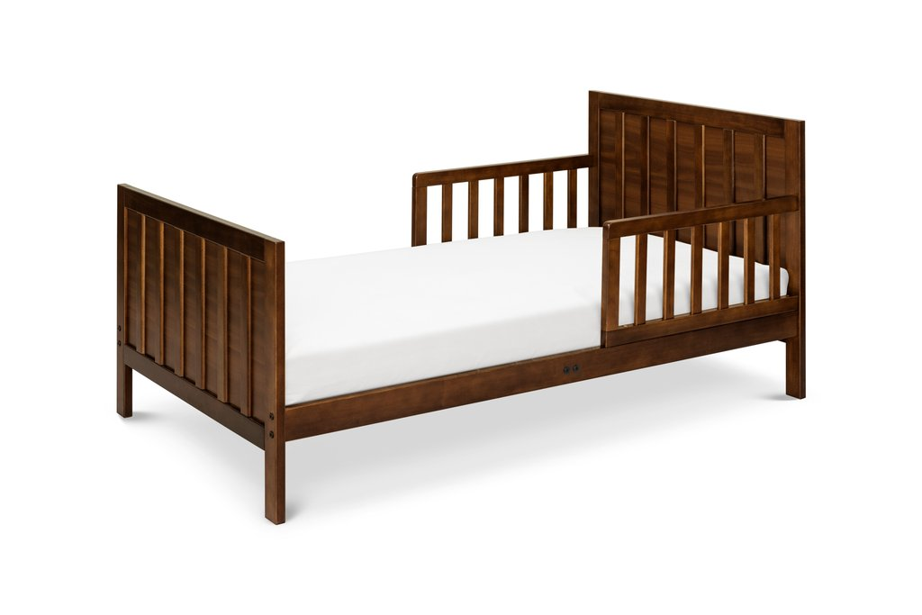 DaVinci Carter's Benji Toddler Bed in Espresso