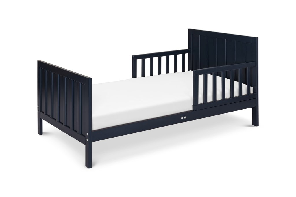 DaVinci Carter's Benji Toddler Bed in Navy