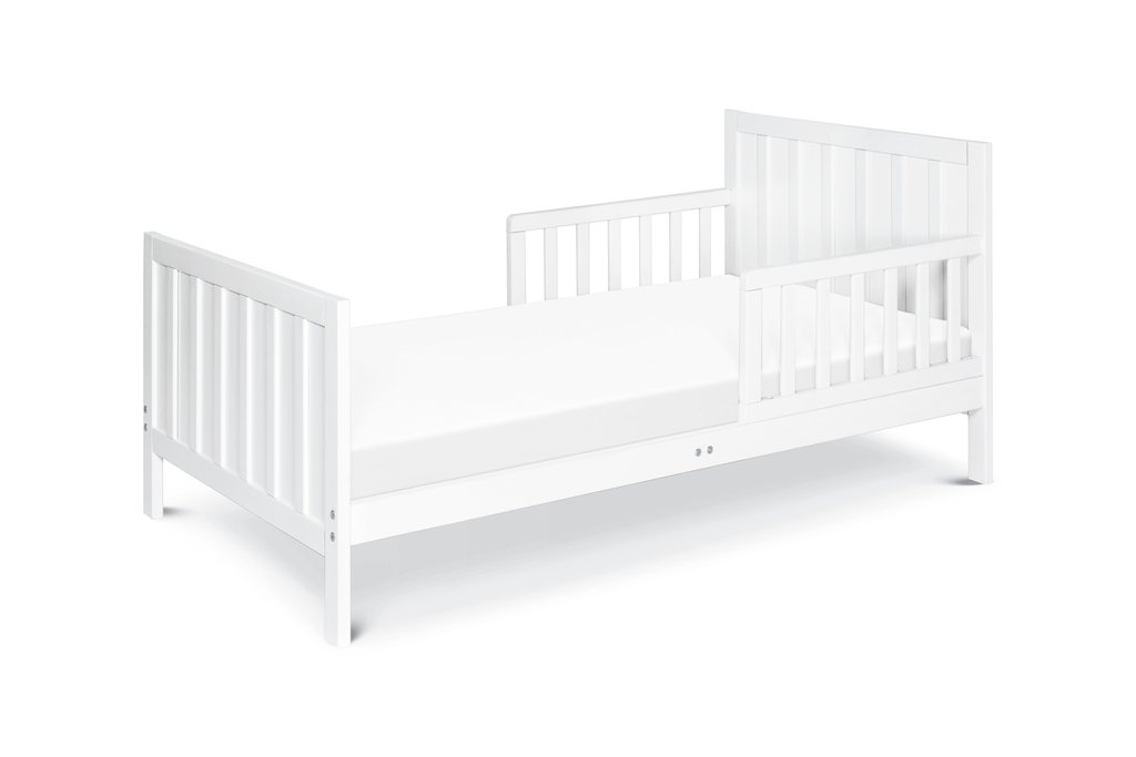 DaVinci Carter's Benji Toddler Bed in White