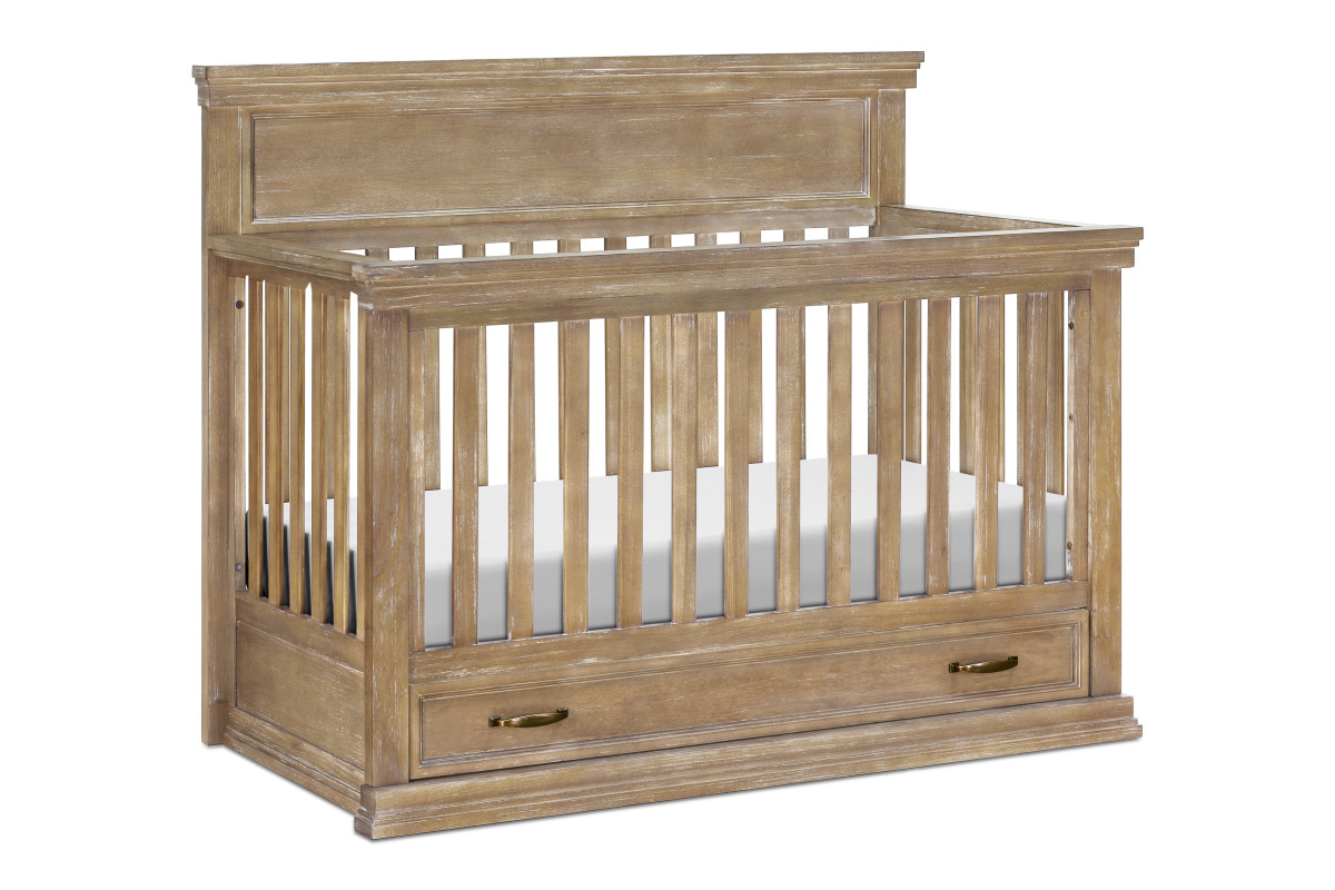 Franklin and Ben Langford Convertible Crib - Driftwood