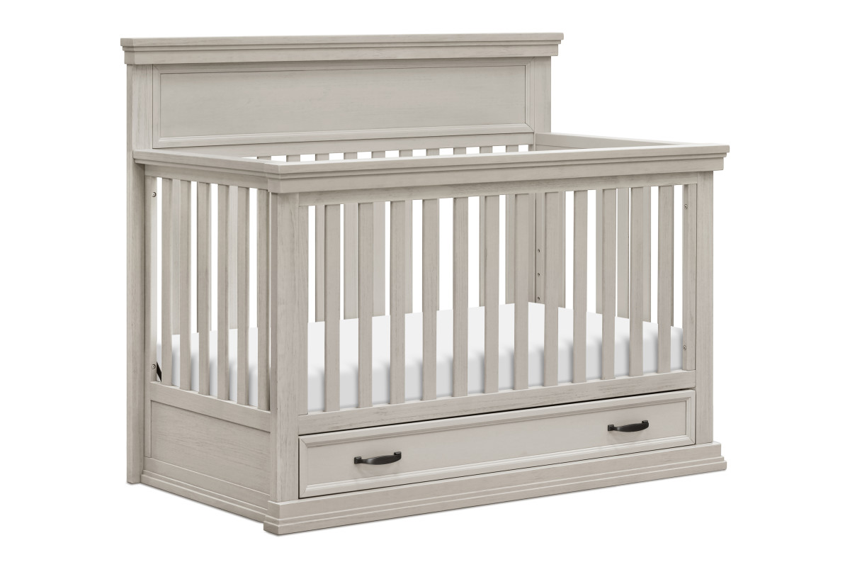 Franklin and Ben Langford Convertible Crib - London Fog