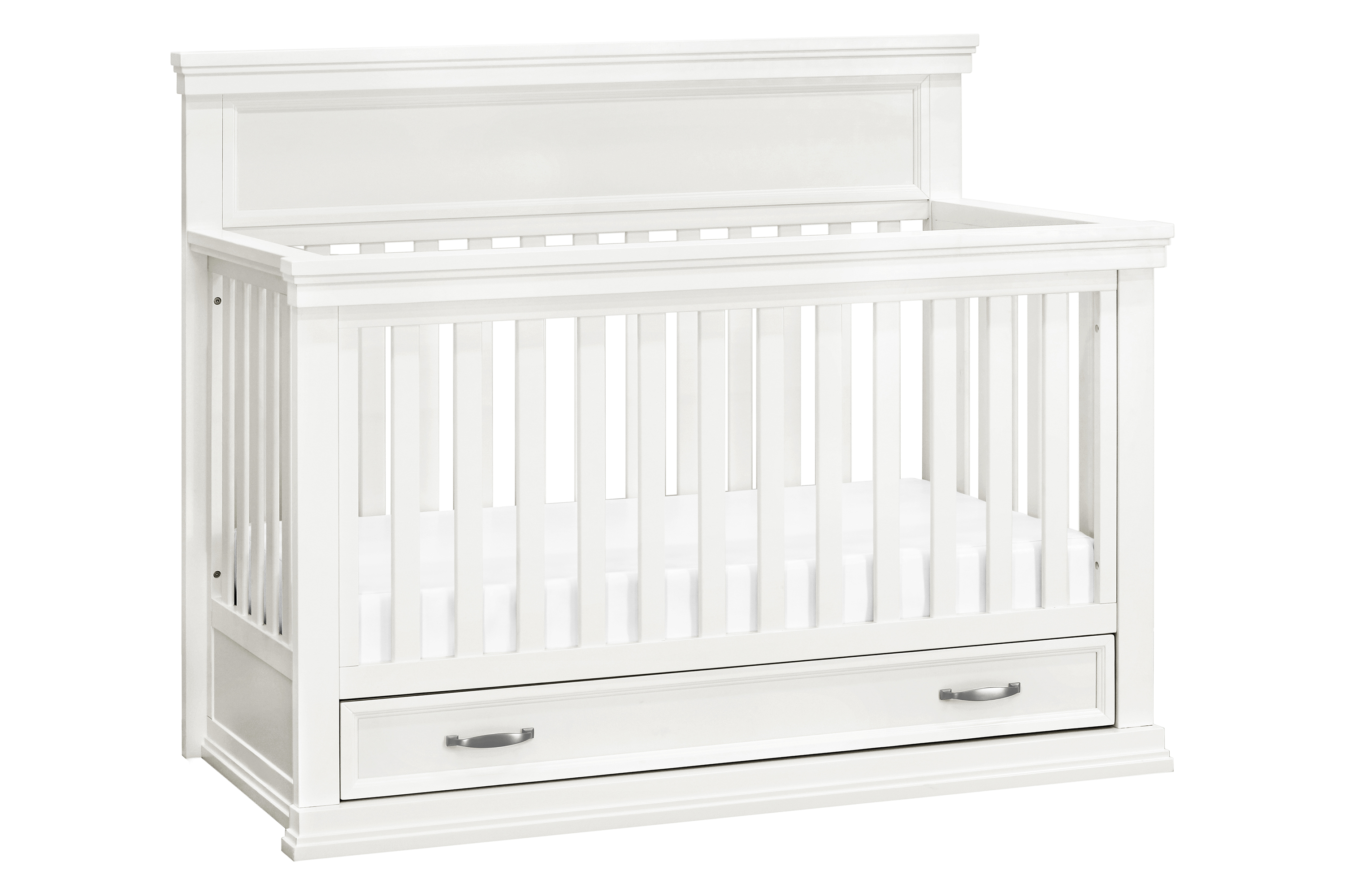 Franklin & Ben Langford Convertible Crib - Warm White