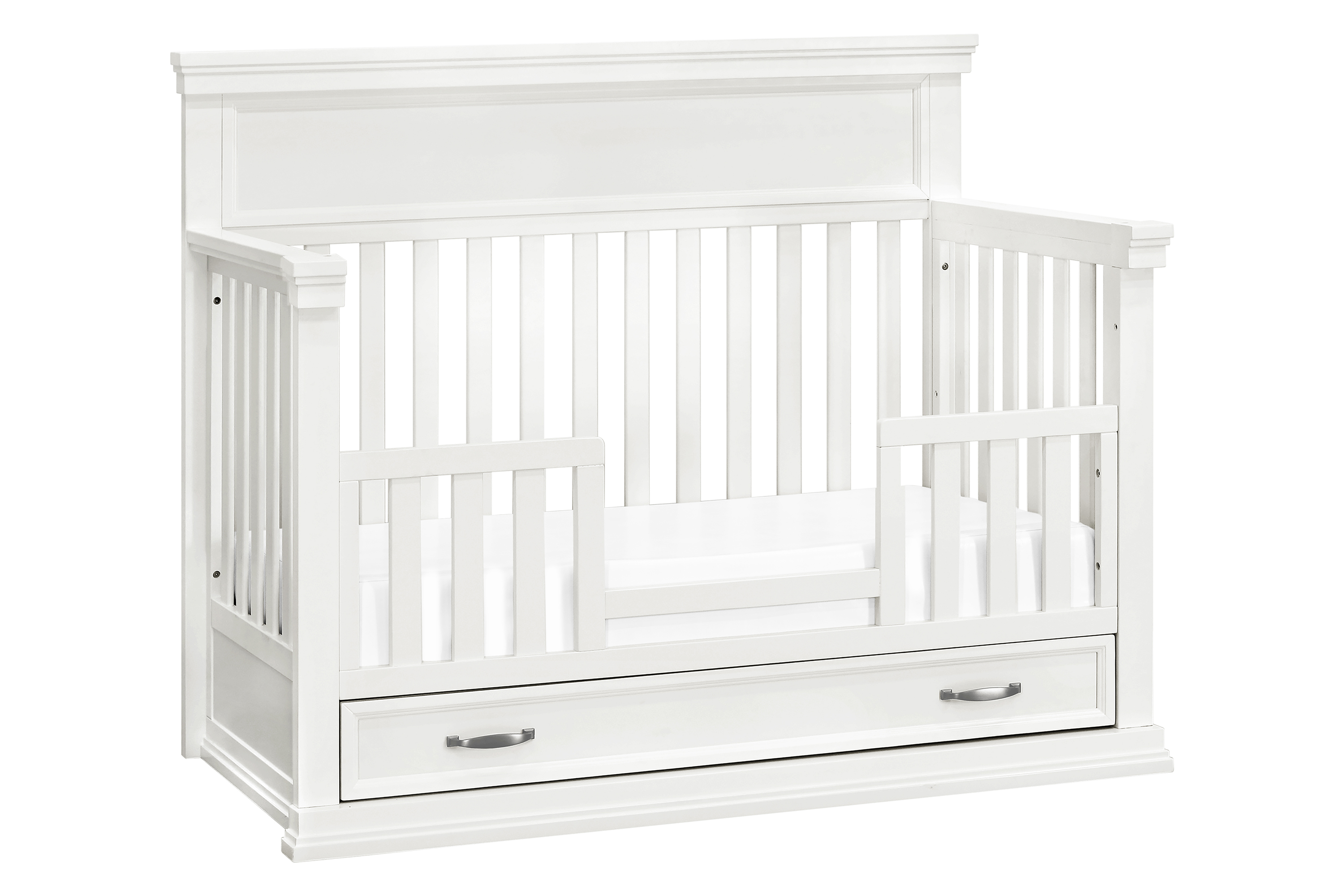 Franklin and Ben Langford Toddler Guard Rail - Warm White