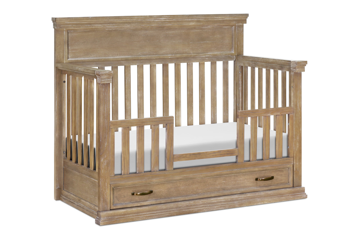 Franklin and Ben Langford Toddler Guard Rail - Driftwood