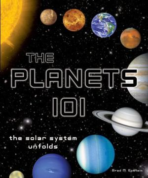 Michaelson Entertainment The Planets 101 Book