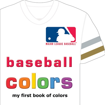 Michaelson Entertainment MLB Colors Book