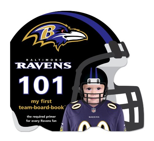 Michaelson Entertainment Baltimore Ravens 101 Book