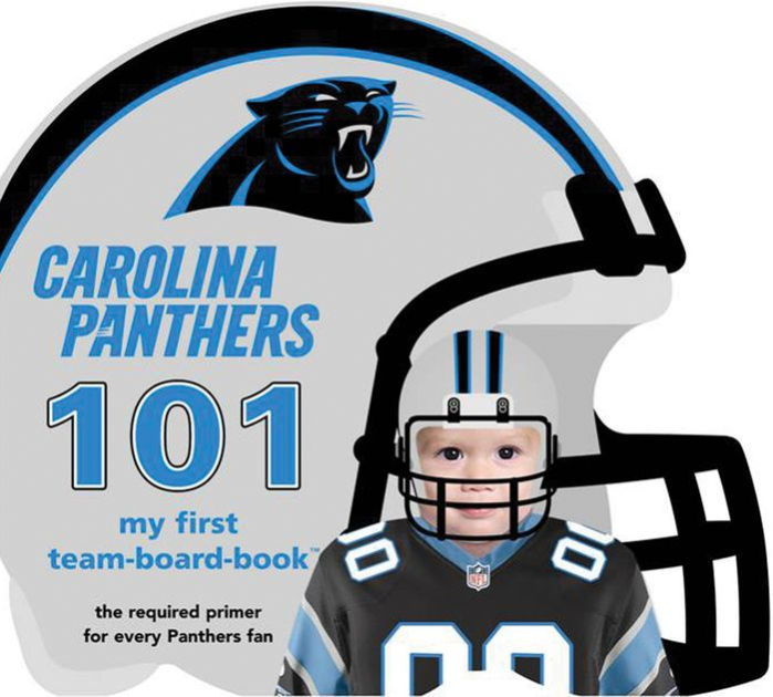 Michaelson Entertainment Caronlina Panthers 101 Book