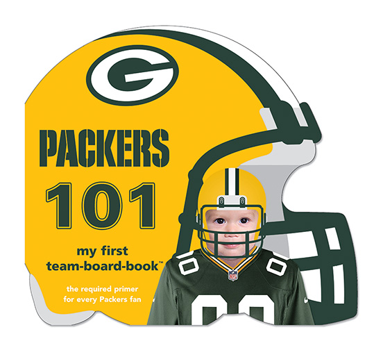 Michaelson Entertainment Green Bay Packers 101 Book