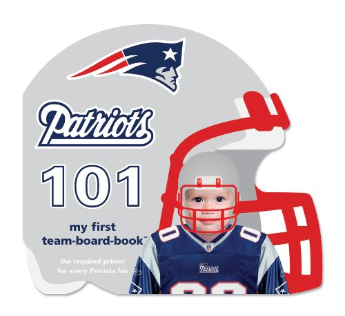 Michaelson Entertainment New England Patriots 101 Book