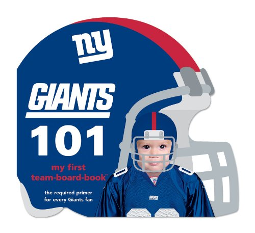 Michaelson Entertainment New York Giants 101 Book