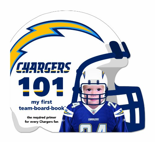 Michaelson Entertainment San Diego Chargers 101 Book