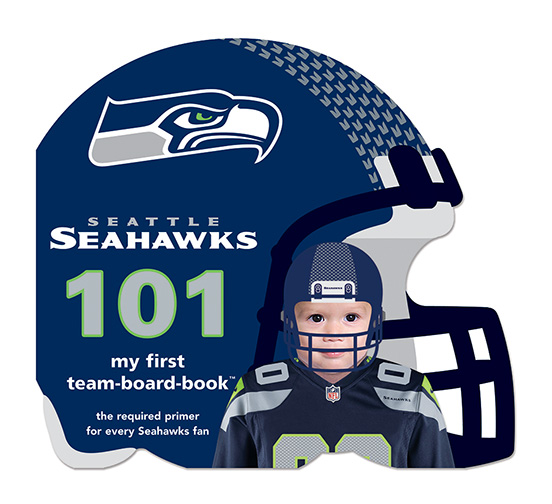 Michaelson Entertainment Seattle Seahawks 101 Book
