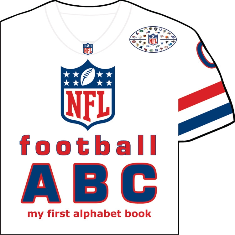 Michaelson Entertainment NFL Football ABC Book