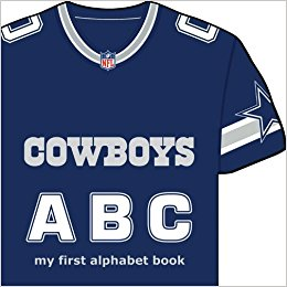 Michaelson Entertainment Dallas Cowboys ABC Book