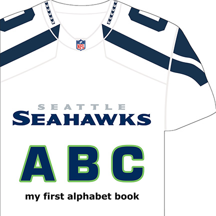 Michaelson Entertainment Seattle Seahawks ABC Book