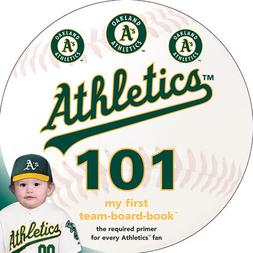 Michaelson Entertainment Oakland A's 101 Book