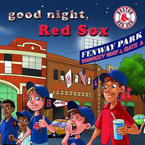 Michaelson Entertainment Goodnight, Red Sox Book