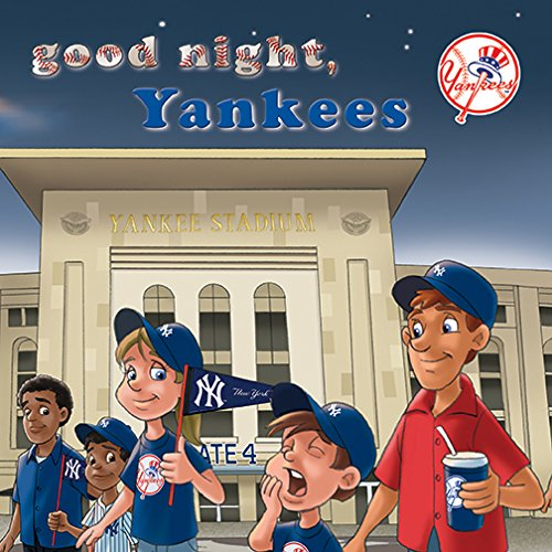 Michaelson Entertainment Goodnight, Yankees Book