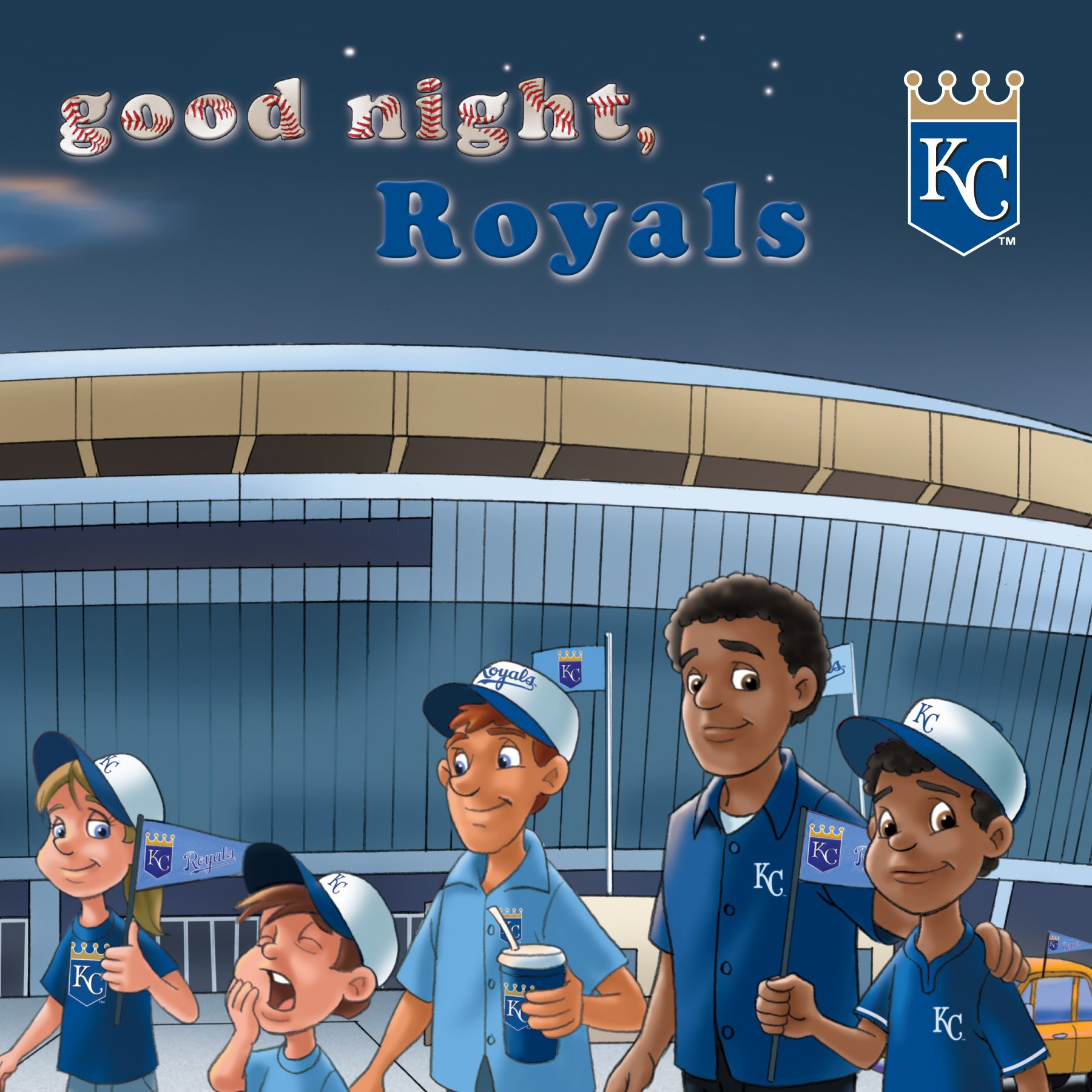 Michaelson Entertainment Goodnight, Royals Book