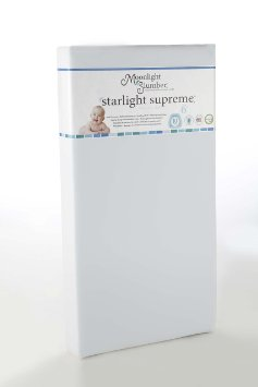 Moonlight Slumber Starlight Supreme Twin Foam Mattress