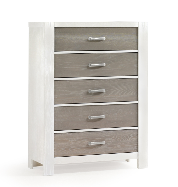 Natart Rustico Moderno 5 Drawer Chest