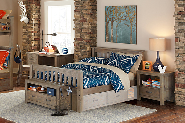 NE Kids Highlands Harper Full Bed