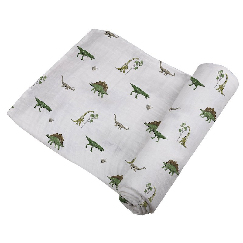 Newcastle Classics Dino Days Swaddle Blanket