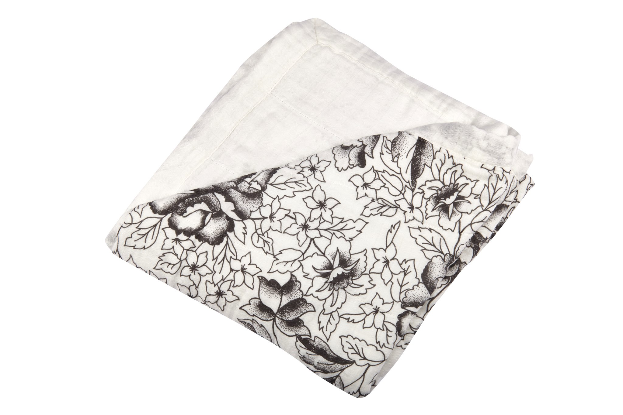 Newcastle Classics Cotton Muslin Blanket American Rose