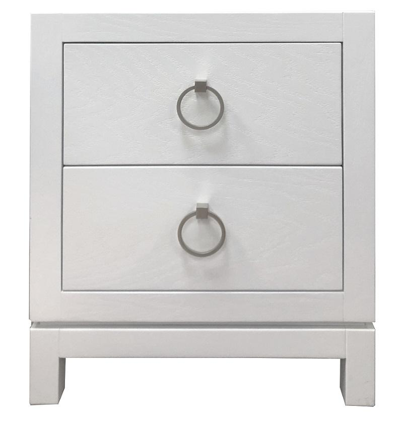 Newport Cottages Artisan 2 Drawer Nightstand