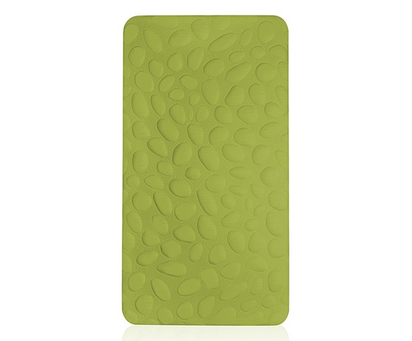 Nook Pebble Pure Crib Mattress, Lawn