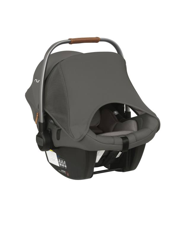 NUNA PIPA lite LX with base - Granite