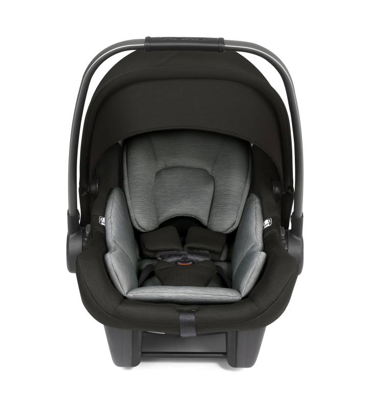 NUNA Pipa Lite Infant Car Seat - Ebony