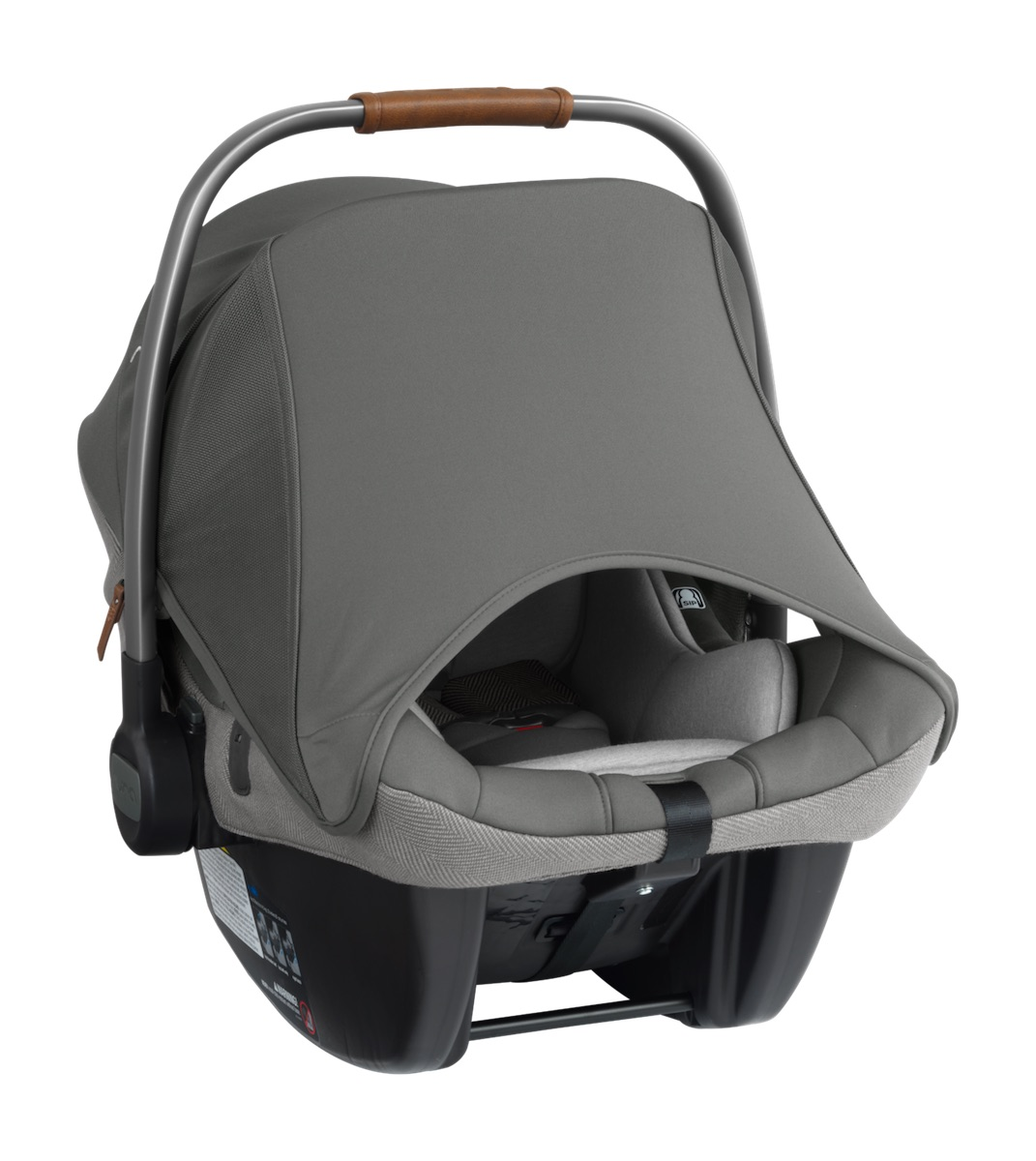 NUNA 2020 PIPA lite LX with Base - Oxford