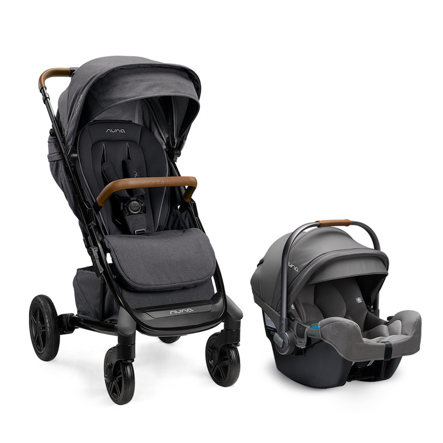 Nuna TAVO Next + PIPA RX Travel System - Granite