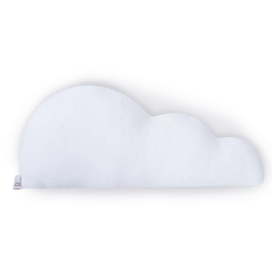 Oilo Studio Cloud Pillow in White