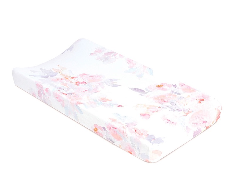Oilo Butterfly Changing Pad Cover