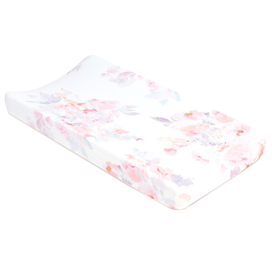 Oilo Studio Prim Jersey Changing Pad Cover