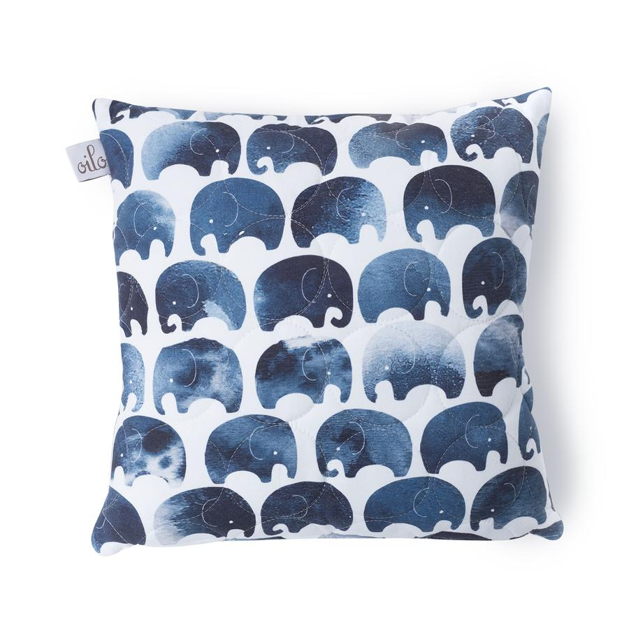 Oilo Studio Elefant Quilted Pillow