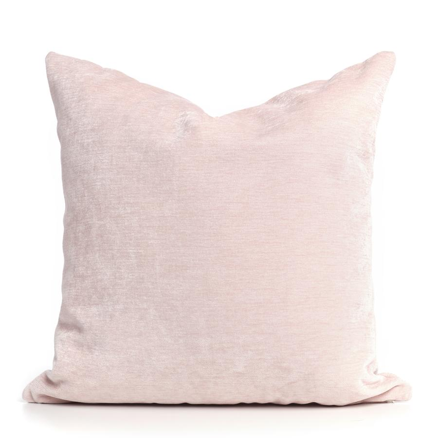 Oilo Studio Velveteen Blush Pillow