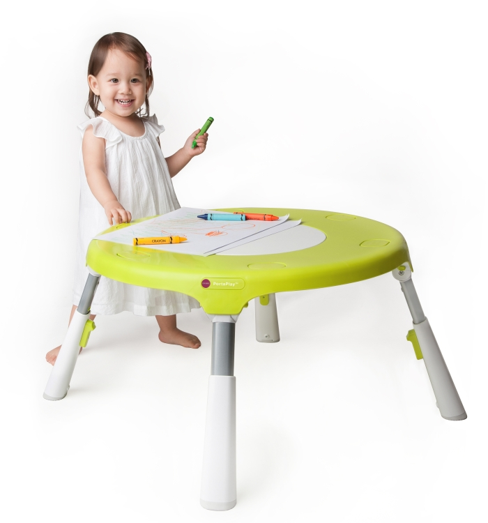 Oribel PortaPlay Forest Friends 4-in-1 Foldable Activity Center