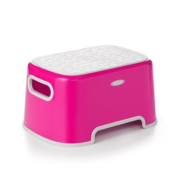OXO Tot Step Stool - Pink